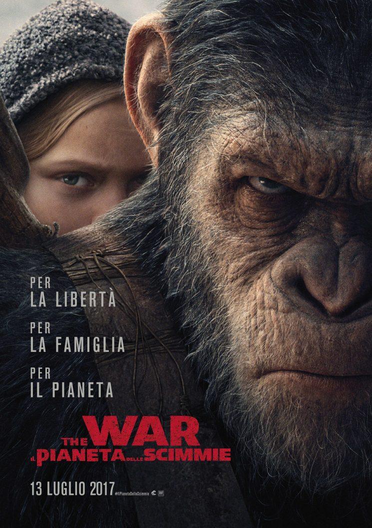 Crítica: Planeta dos Macacos – A Guerra(2017)